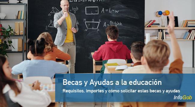 Becas MEC y Ayudas a la educación