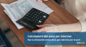 Calculadora online con el SEPE para prestaciones por desempleo